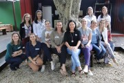 SESI Escola de Criciúma recebe nutricionistas de todo o Estado
