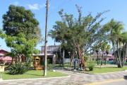 Luzes de Natal estão sendo instaladas em Maracajá