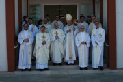 Diocese São José de Criciúma instala nova paróquia em Balneário Gaivota