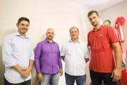Novos secretários municipais são empossados em Içara