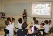 Alimentação saudável também se aprende na escola