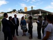 OAB faz uma nova visita às obras da futura DPCAMI