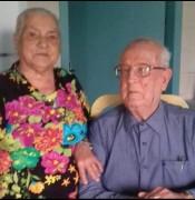 Falecimento de Elisa Marcelino Fernandes na cidade de Içara
