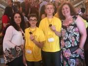 OBMEP: medalhistas de ouro são condecorados no Rio de Janeiro