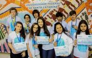 Içara é destaque na Amrec com 12 medalhas na OBMEP