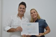 Curso de Odontologia da Avantis recebe diploma
