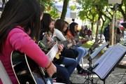 Oficina de violão da Fundação Cultural inicia Sábado na Praça
