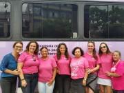 Ônibus itinerante atende mulheres em Laguna