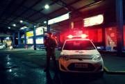 Polícia Militar se faz presente na Rodoviária de Araranguá