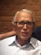 Obituário: Falecimento de Orestes Vidal, aos 82 anos