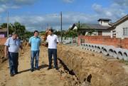 Prefeitura encerra o ano com obras nos bairros de MF