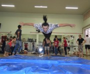 Festival de Teatro Revirado: A arte circense invadiu a Unesc