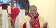 Padre Antônio Maria abre programação da Festa da Misericórdia no SCJM