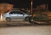 Advogada morre após colidir na mureta de sinaleira desativada