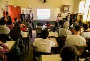 Agosto Laranja é dedicado à prevenção de deficiência em Içara