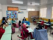 Escola José Fernandes Silveira inicia projeto Papo Criança