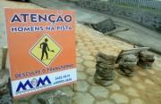Revitalização de rua gera críticas em Jardim Silvana