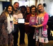 Professora da Unesc recebe prêmio da Organização Pan-Americana da Saúde