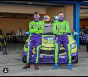 Piloto volta à pista da vitória no Campeonato Nacional de Automobilismo