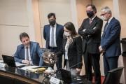 Impeachment: sessão na Alesc define relator e roteiro do tribunal especial de julgamento