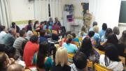 Reunião com pais de alunos das escolas de Arroio do Silva