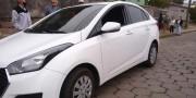 PM recupera veículo roubado em RS que estava com ladrões em Içara