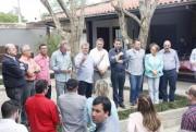 Lideranças do PMDB mostram força nos comícios no Sul de SC