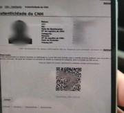 Motorista é detido ao apresentar CNH falsificada para a PMRv em Içara