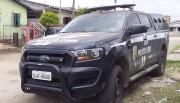 Polícia Civil realiza prisão de investigado por quatro roubos armados em série