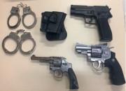Polícia Civil realiza indiciamento e prisão de homem por roubo armado