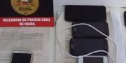 Polícia Civil cumpre 12 mandados de busca e apreensão em Içara e Rincão