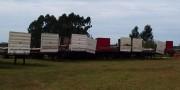 Polícia Civil recupera carretas furtadas no Município de Içara