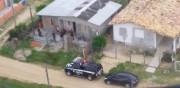 Investigadores da Polícia Civil realiza operação em Balneário Rincão