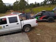 Polícia Civil estoura abatedouro clandestino de cavalos no Sul do Estado