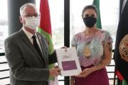 Para acolhimento a vítimas de violência doméstica PC inaugura primeira Sala Lilás