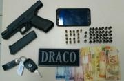 Polícia Civil prende liderança de organização criminosa