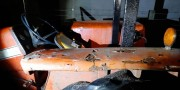 Trator com registro de furto é recuperado pela Polícia Militar em Içara