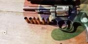 Polícia Militar apreende arma em posse irregular na cidade de Içara