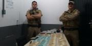 Polícia Militar prende três pessoas por tráfico em Esplanada e Jardim Elizabete