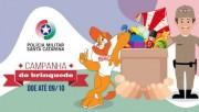 Polícia Militar de Santa Catarina realiza Campanha do Brinquedo 2020