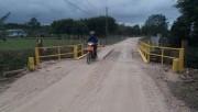 Comunidade de Ponta do Mato ganha nova ponte
