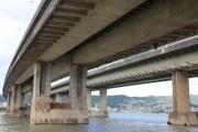 Recuperação emergencial começa por blocos da Ponte Colombo Salles