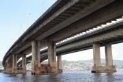 Obra de recuperação das pontes Pedro Ivo e Colombo Salles inicia dia 1º de junho