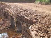 Prefeitura de Jacinto Machado conclui ponte no Tigre Preto