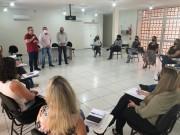 Neguinho e Chile reúne coordenação da educação para definir diretrizes do ano letivo