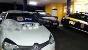 Nove quilos de cocaína é apreendida pela PRF na BR-101 em Maracajá