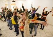 Içara mobiliza mais de cinco mil pessoas no Dia do Desafio