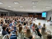Palestra motivacional reúne professores da rede municipal