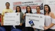 Sindicato alerta para falta de professores e destaca manifestação