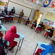Projeto Além dos Muros é desenvolvido na escola Maria Barcelos Puziski